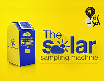 The Solar Sampling Machine