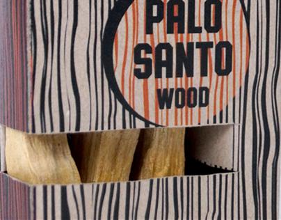 Palo Santo Box Design