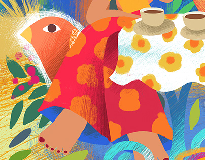 Coffee with Birds