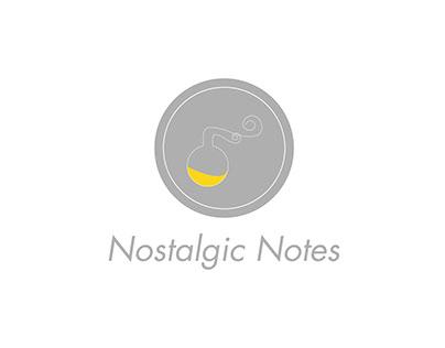 Nostalgic Notes (Brand Identity)
