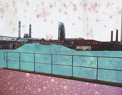LOST PARADISE by MAGALI MERZOUGUI