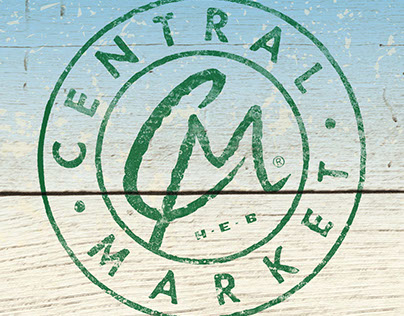 Central Market - Winter Banners