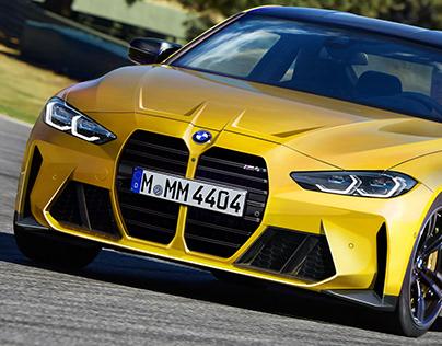 BMW M4 Coupe - June 2020 - Larson/AutoBild Sportscars