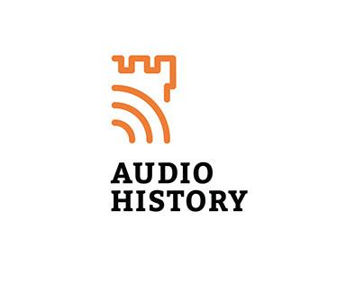 Audio History - Logo Animation
