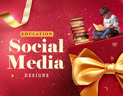 Social Media - Education