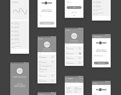 Old Wireframe