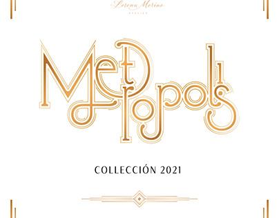 Metropolis - Colección 2020 Lorena Merino Atelier