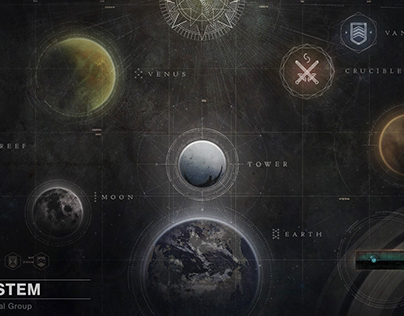 Destiny UI: The Taken King