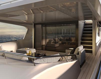 Yacht theater