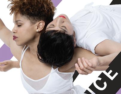 Gibney Dance Company - Roll Up Banner