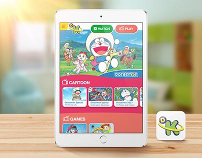 D-Kids App