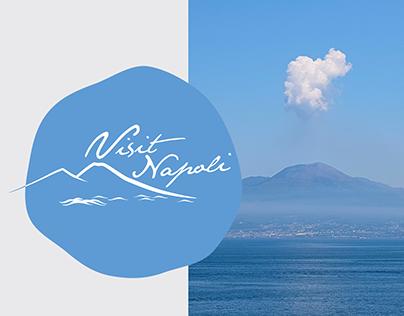 Visit Napoli   Logo