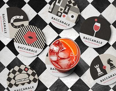 Baccanale | Branding