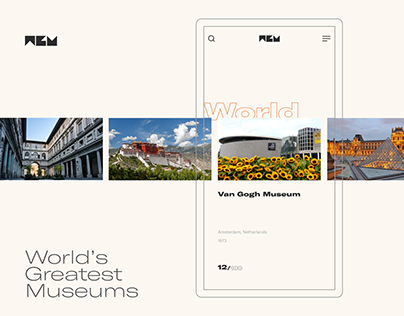WGM | World's Greates Museums