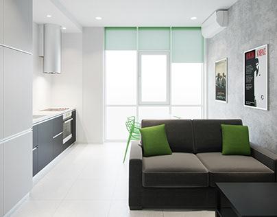 Airb'n'b apartment 1