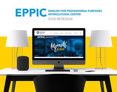 EPPIC Website Design
