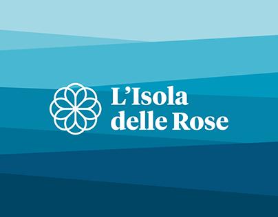 L'Isola delle Rose - visual identity