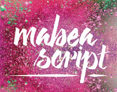 Mabea Script