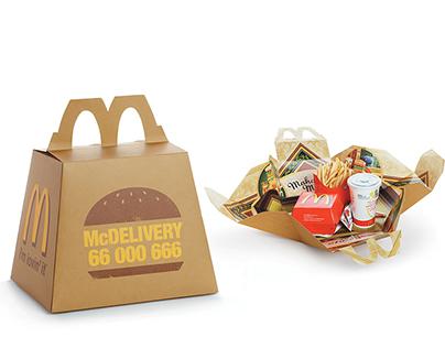Mc Donald's - Mc Delivery