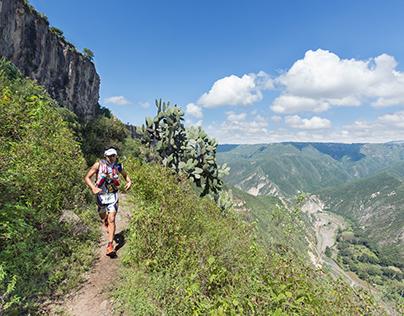 Ultra Trail Mexico 2014