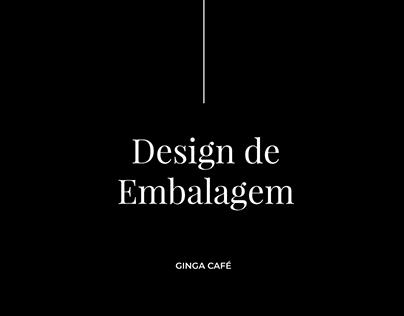 Design de Embalagem | Ginga Café