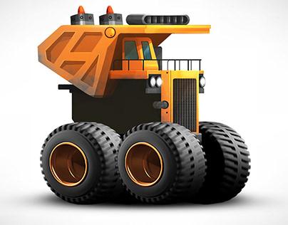 Game Vehicle Design