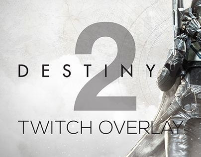 Free Destiny 2 Twitch Overlay