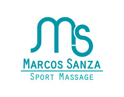 Marcos Sanza – Sport Massage – Imagen corporativa