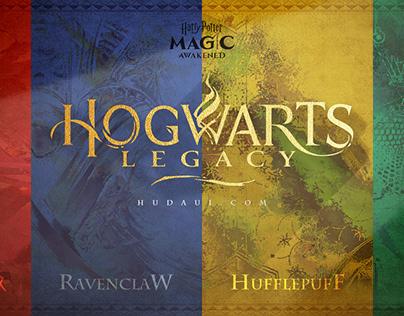 霍格沃茨学院杯--哈利波特:魔法觉醒