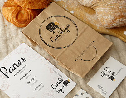 "Branding bakery ""Candilejas"""