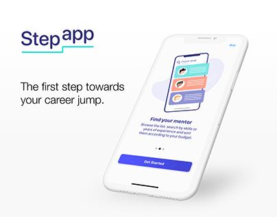 Stepapp - Case Study