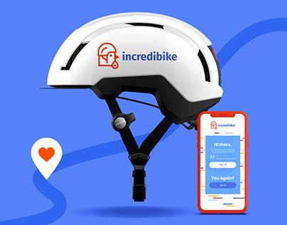 incredibike | mobile app