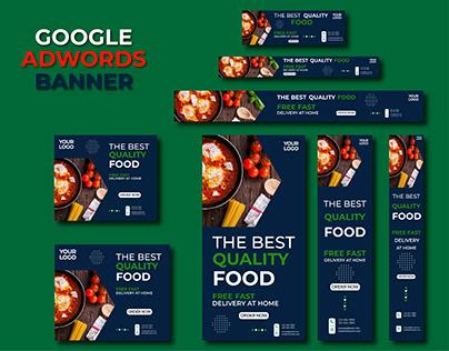 Google Adwords Banner| Banner Template 2020