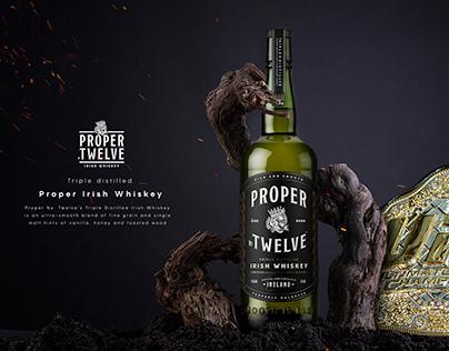 Proper Whiskey - Conor McGregor Proper Twelve