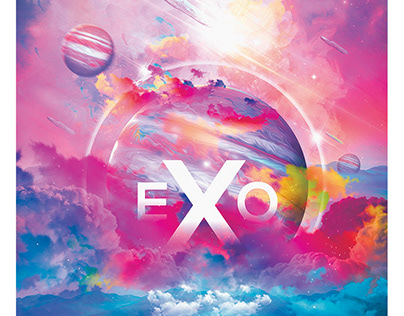 EXO PLANET COLORS