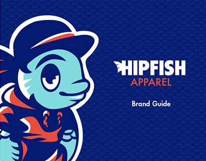 Hipfish Apparel Brand Guide