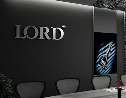 LORD showroom
