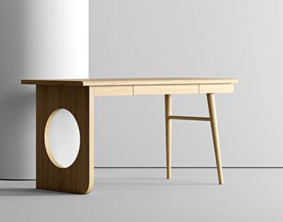 Bau - Desk