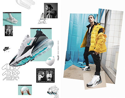 Campaign for Nike Air Max 270
