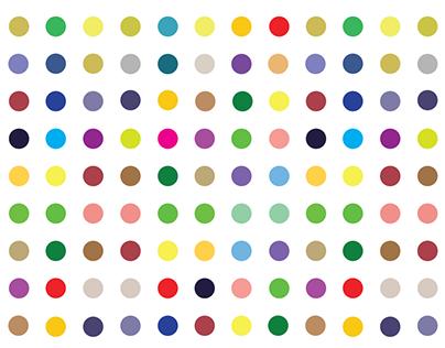 Le choix des couleurs - Design graphique + Web design