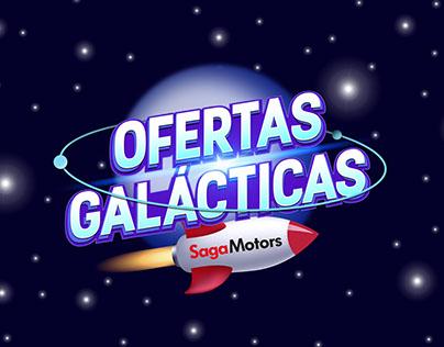 Ofertas Galácticas - Saga Motors