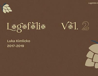 Logofolio Vol. 2 (2019-2020)