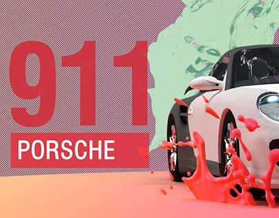 Porsche 911 Re-imagined