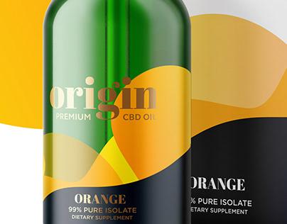 Origin CBD Oil