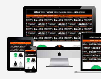 SALMO OFFICIAL-MERCH - Restyling 2018