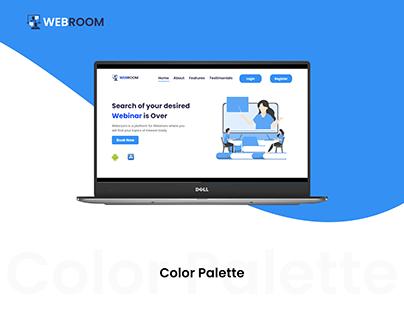 Webroom Website Presentation