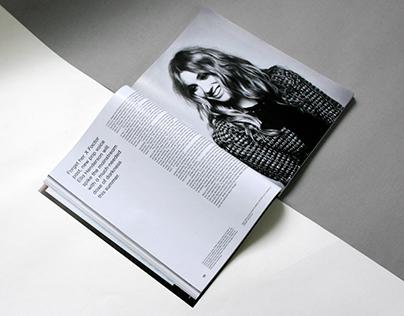 Wonderland Magazine, Issue 38