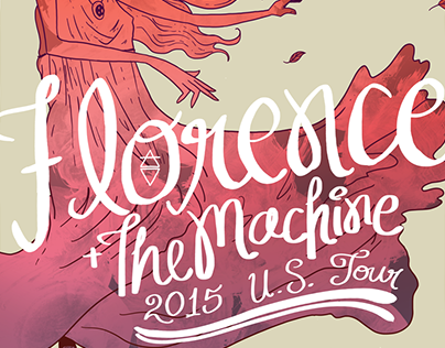 Florence + The Machine - Talenthouse