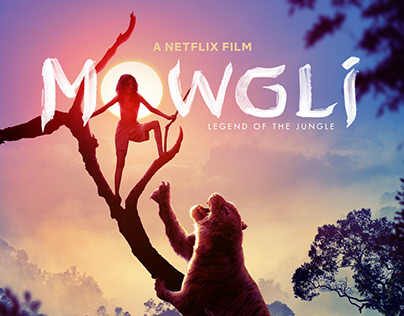 Mowgli: Legend of the Jungle Key Art