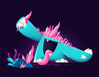 Monster - Character Design